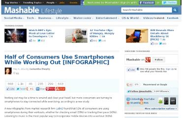 http://mashable.com/2012/05/04/smartphones-while-working-out/