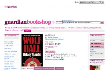 http://www.guardianbookshop.co.uk/BerteShopWeb/viewProduct.do?ISBN=9780007230204