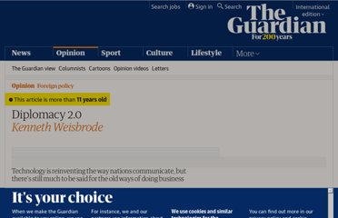 http://www.guardian.co.uk/commentisfree/2010/mar/28/diplomacy-technology