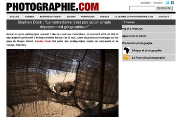 http://www.photographie.com/news/stephen-dock-le-nomadisme-nest-pas-quun-simple-depaysement-geographique