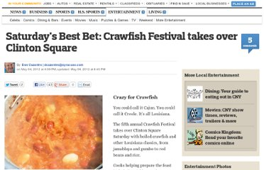 http://blog.syracuse.com/entertainment/2012/05/saturdays_best_bet_crawfish_fe.html