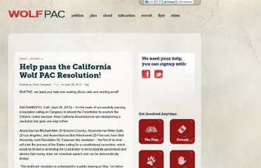 http://www.wolf-pac.com/help_pass_the_california_wolf_pac_resolution