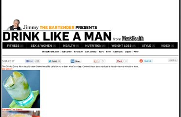 http://www.menshealth.com/jimmy-bartender/drinks-every-man-should-know?cm_mmc=Facebook-_-MensHealth-_-Content-BL-_-11ManDrinks