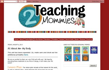 http://www.2teachingmommies.com/2010/08/all-about-me-my-body.html#