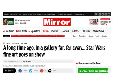 http://www.mirror.co.uk/news/weird-news/star-wars-fine-art-goes-818736