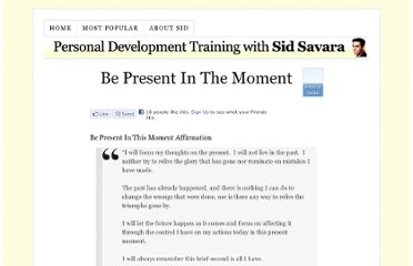 http://sidsavara.com/start-pages/be-present-in-the-moment