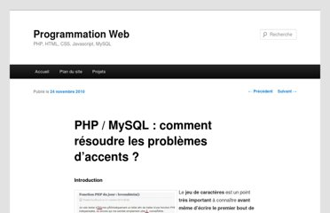 http://programmation-web.net/2010/11/comment-resoudre-les-problemes-daccents/