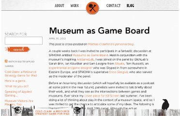 http://natronbaxter.com/museum-as-game-board