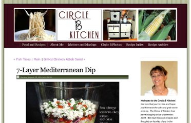 http://circle-b-kitchen.squarespace.com/food-and-recipes/2010/8/23/7-layer-mediterranean-dip.html