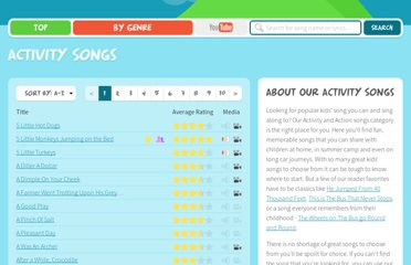 http://bussongs.com/activity-songs.php