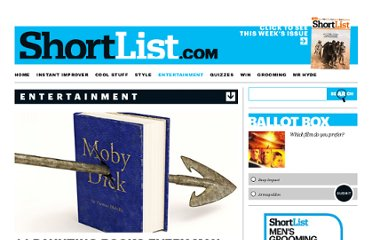 http://www.shortlist.com/entertainment/14-daunting-books-every-man-must-read