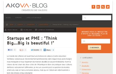 http://blog.akova.ca/2010/04/startups-et-pme-think-big-big-is-beautiful/