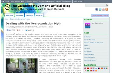 http://blog.thezeitgeistmovement.com/blog/leo-gesvantner/dealing-overpopulation-myth
