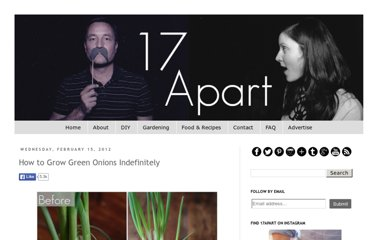 http://www.17apart.com/2012/02/how-to-grow-green-onions-indefinitely.html