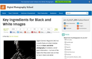 http://digital-photography-school.com/key-ingredients-for-black-and-white-images
