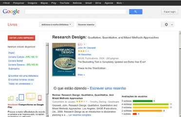 http://books.google.com.br/books/about/Research_Design.html?hl=pt-BR&id=bttwENORfhgC#v=onepage&q&f=true