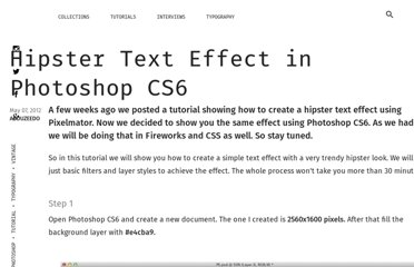 http://abduzeedo.com/hipster-text-effect-photoshop-cs6