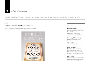 http://www.apieceofmonologue.com/2010/11/robert-darnton-case-for-books-past.html