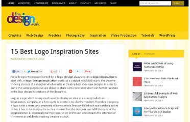 http://www.thedesignwork.com/best-logo-inspiration-sites/