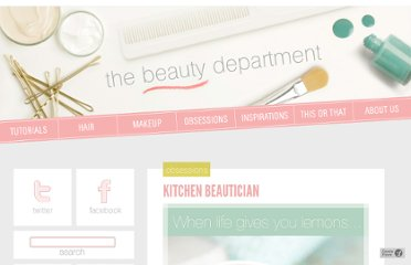 http://thebeautydepartment.com/2011/05/kitchen-beautician/