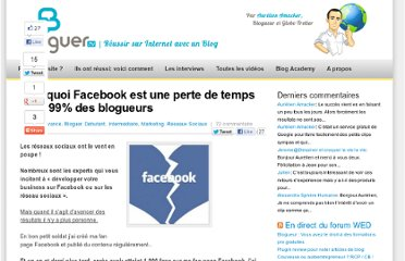 http://www.bloguer.tv/blogueurs-perdre-temps-facebook/
