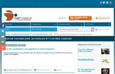 http://cursus.edu/institutions-formations-ressources/formation/18276/jeux-vocabulaire-anglais-9-autres-langues/