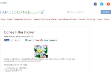 http://www.familycorner.com/family/kids/crafts/coffee_filter_flower.shtml