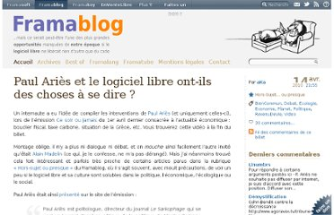 http://www.framablog.org/index.php/post/2010/04/14/paul-aries-logiciel-libre