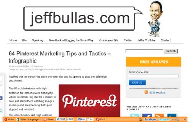 http://www.jeffbullas.com/2012/05/08/64-pinterest-marketing-tips-and-tactics-infographic/