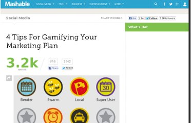 http://mashable.com/2012/05/07/gamify-your-marketing-plan/