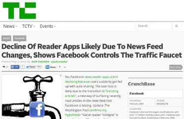 http://techcrunch.com/2012/05/07/decline-of-facebook-news-readers/