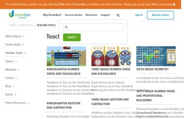 http://www.dreambox.com/teachertools
