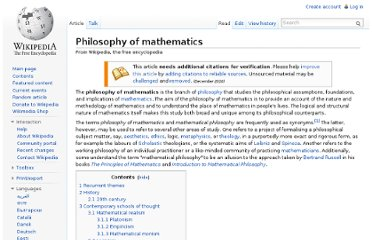 http://en.wikipedia.org/wiki/Philosophy_of_mathematics#Mathematical_realism