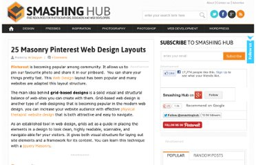 http://smashinghub.com/25-masonry-pinterest-web-design-layouts.htm