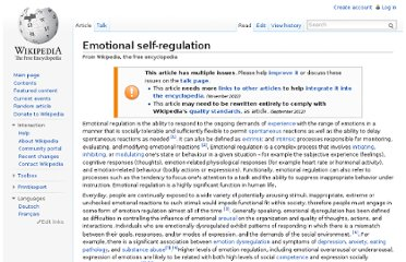 http://en.wikipedia.org/wiki/Emotional_self-regulation#Developmental_psychology