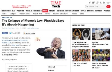 http://techland.time.com/2012/05/01/the-collapse-of-moores-law-physicist-says-its-already-happening/