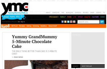 http://www.yummymummyclub.ca/food/recipes/yummy-grandmummy-5-minute-chocolate-cake
