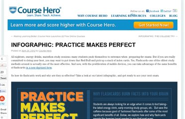 http://www.coursehero.com/blog/2012/04/20/infographic-practice-makes-perfect/