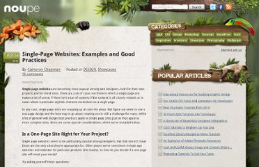http://www.noupe.com/design/single-page-websites-examples-and-good-practices.html