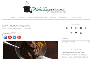 http://www.thenourishinggourmet.com/2012/03/raw-chocolate-pudding.html