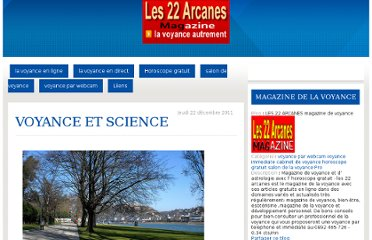 http://www.22arcanes.com/article-voyance-et-science-94161367.html