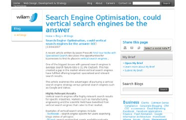 http://www.wiliam.com.au/wiliam-blog/search-engine-optimisation-could-vertical-search-engines-be-the-answer