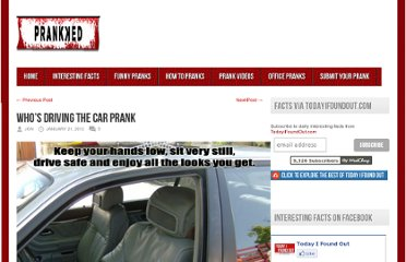 http://prankked.com/funny-pranks-2/whos-driving-the-car/