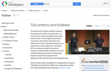 https://developers.google.com/appengine/docs/python/search/overview#Quotas