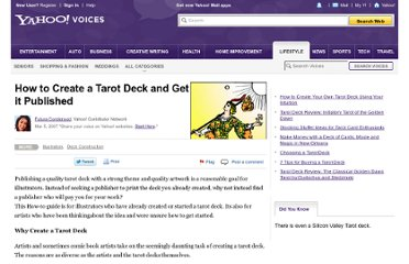 http://voices.yahoo.com/how-create-tarot-deck-published-218860.html