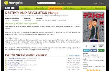 http://mangafox.me/manga/destroy_and_revolution/