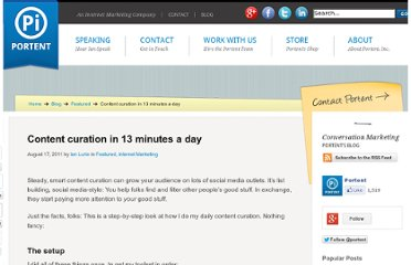 http://www.portent.com/blog/internet-marketing/content-curation-13-minutes-day.htm