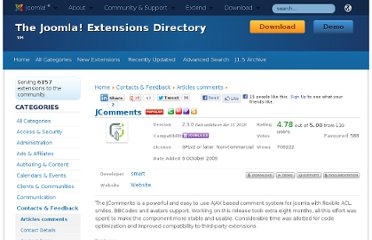 http://extensions.joomla.org/extensions/contacts-and-feedback/articles-comments/9985