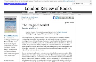 http://www.lrb.co.uk/v24/n21/donald-mackenzie/the-imagined-market