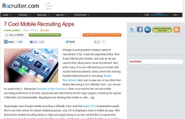 http://www.recruiter.com/i/mobile-recruiting-apps/